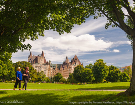 10 Reasons Why You Should Relocate to Ottawa - Major's Hill Park