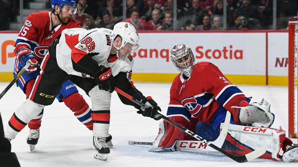 Senators vs. Montreal Canadiens Pre-Season Game