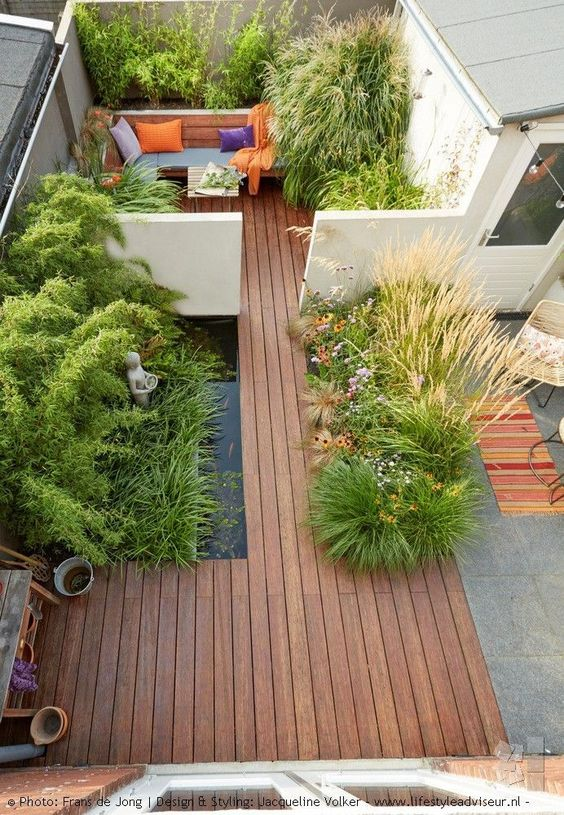 Small Backyard Inspiration
